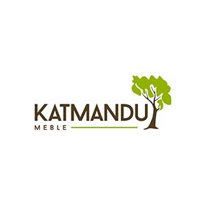 Białe Stoły z Drewnianym Blatem - Meble Katmandu